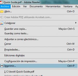 Cómo combinar 2 documentos pdf en 1 con PDF Creator 1