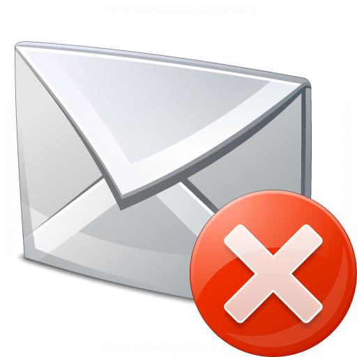 Motivos por el que un mensaje de correo, no puede ser entregado 1